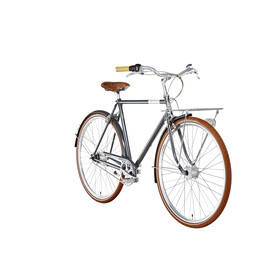 Creme Caferacer Doppio City Bike Men grey